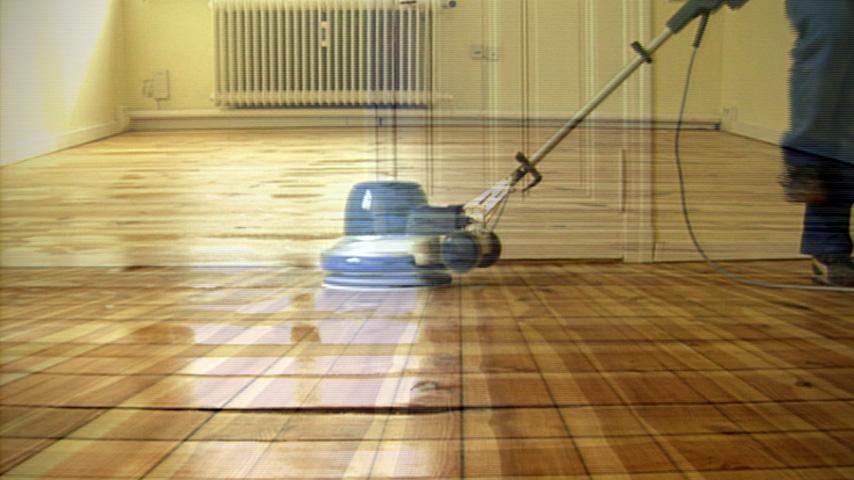 Fußboden Dielen Weiß Streichen ~ Holzdielen ölen oder lackieren u e videoworkshops für selbermacher