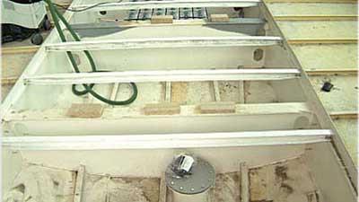 Hausboot Ausbauen 3 – Eichendielen Verlegen