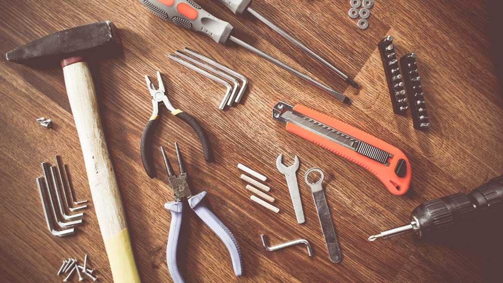 Werkzeuge - Arbeitsschutz