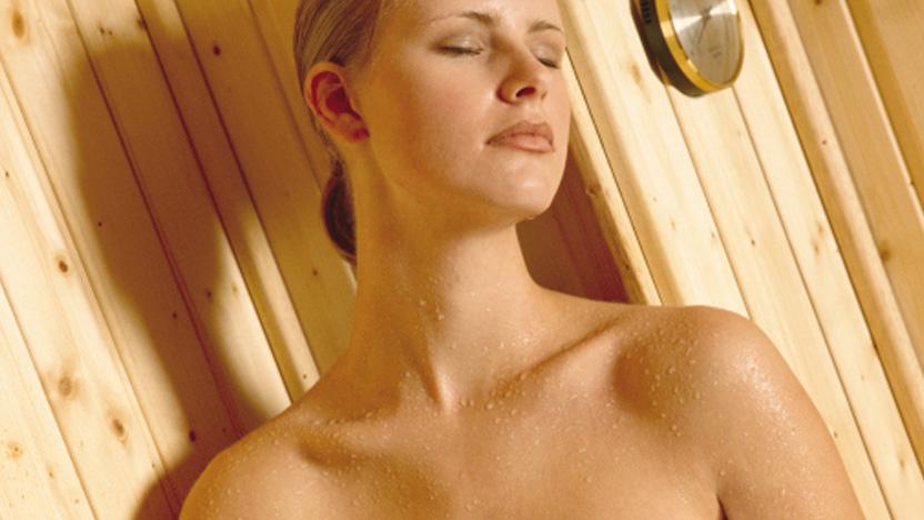 Kleine Sauna Für Zuhause