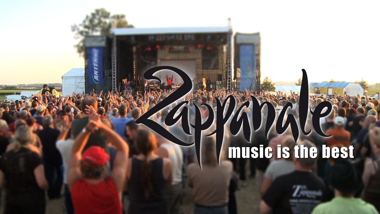 Zappanale Festival-Teaser