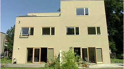 Doppelhaus Für Bauherrengemeinschaft