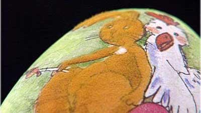 Stiftung Warentest: Eierfarben
