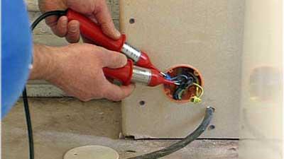 E-Check Für Stromleitungen