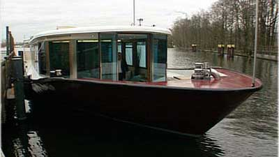 Hausboot 5 – Eigenheim Mit Kamin Und Gründach