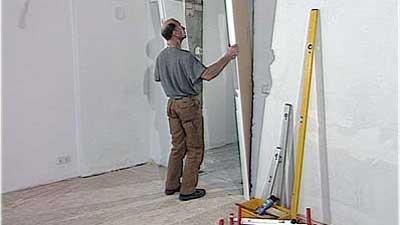 So Baut Man Die Zimmertüre Selber Ein