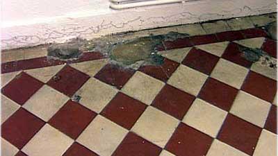 Alte Fußböden Begradigen